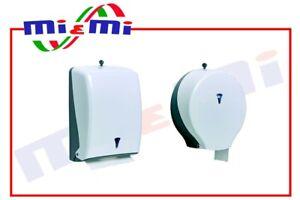 Dispenser Distributore carta Asciugamani Salviette Piegati C V Z- Carta Igienica