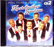 Kastelruther Spatzen-Alles Gold Dieser Erde cd 2 cd album
