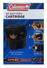 Coleman 4D Battery Cartridge CPX6 Compatible