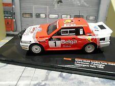 TOYOTA Celica Twincam Turbo Gr.B 1985 #1 Kankkunen Belga Haspengo TA64 IXO 1:43
