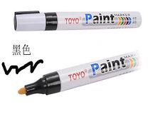 Candy Color Permanent Oil Based Paint Pen Car Bike Tyre Tire Metal Rubber Marker