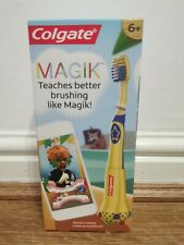 Colgate Magik Manual Toothbrush | Teaches Better Brushing Like Magik Brush 6+
