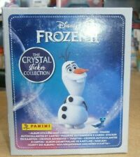 Panini Disney Frozen 2 Stickers Crystal Collection: Choose 10 25 50 packs or Box