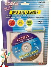 Laser Lens Cleaner Cleaning Kit for Playstation XBOX  BLURAY DVD PLAYER CD O.