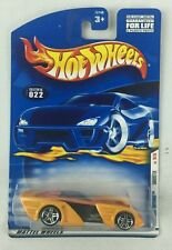 HOT WHEELS 2001 First Editions - Yellow/Orange SHREDSTER - #022 - Next Day Ship