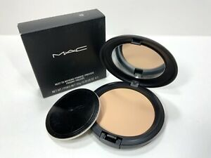 Mac Next To Nothing Pressed Powder *Light Plus* New In Box 0.35oz