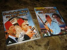 Poslednji Beg sa Balkana-TV serija(The Last Bey of Balkans TV Mini-series)(2xDVD