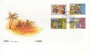 Ireland 1995 FDC Christmas Issue