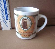 MIMA MAE WOLFGANG retro advertisement Cocoa coffee mug candy cup vtg ad