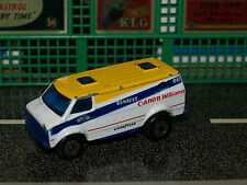 Matchbox Lesney Superfast No 68 CHEVY VAN with CANNON RENAULT. FREE UK POSTAGE