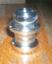 "1"" THREADED CHROMED STEEL HEADSET, 26.4mm CROWN RACE"