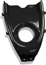 NEW SUZUKI LTZ 400 BLACK PLASTIC GAS TANK COVER KAWASAKI KFX 400 Z400