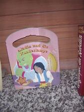 Aladin und die Wunderlampe, aus dem Paletti Verlag