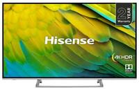 "43"" 4K HDR Ultra HD Smart DLED TV with Freeview HD - HISENSE - H43B7500UK"