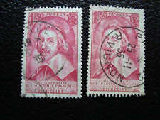 FRANCE - timbre yvert et tellier n° 305 x2 obl (A20) stamp french