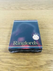 Ringlords - 40 Limited Edition WBA Boxing Personalities Cards, New & Sealed Pack