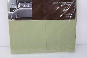NWP Hudson Park 800TC Egyptian Cotton CALIFORNIA KING  Bedskirt Eucalyptus Green