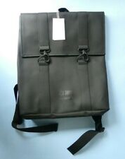 RAINS MSN BACKPACK RUCKSACK BAG  ~ COLOUR: BLACK ~ NEW WITH TAGS
