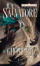Legend of Drizzt #22 / Transitions #3: The Ghost King by R. A. Salvatore (MM PB)