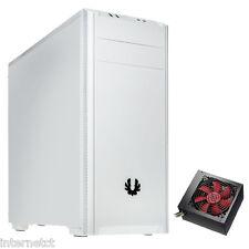 BITFENIX NOVA WHITE - 500W SATA PSU - ATX MATX MINI ITX USB 3.0 GAMING CASE