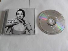 Zazie - La Zizanie (CD 2001) Germany Pressing