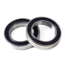 2pcs MR2437 2RS Rubber Shielded Bicycle Ball Bearing Fit Shimano FSA 24x37x7mm