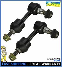 Fits 2004-2005 Ford F-150 2WD RWD to 11/04 New (2) Front Sway Bar End Links Set