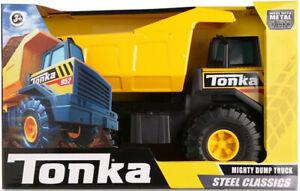 New Tonka Steel Classics Mighty Dump Truck 06025