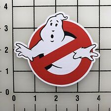"""Ghost Busters 4"""" Wide Color Vinyl Decal Sticker BOGO"""