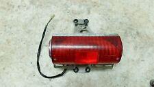 75 Suzuki RE5 RE 5 Rotary Wankel round circular taillight tail light and mount