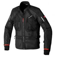 SPIDI TECH ARMOUR CE APPROVED VENTED MESH SUMMER MOTORCYCLE MOTORBIKE JACKET AA