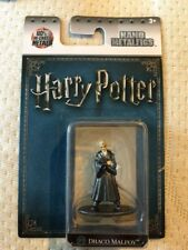 Harry Potter Nano Metalfigs Die-Cast Figure Draco Malfoy Toy New Hp19 Jada