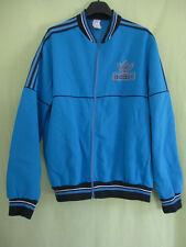 58ed0138973ce Veste Adidas Trefoil Bleu Ventex 70'S Vintage Jacket polyester - 180 / L