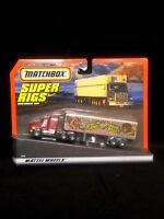 1997 Matchbox Super Rigs Series Truck Ringling Bros & Barnum Circus Rare in Box