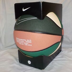 "Nike CITY EXPLORATION 29.5"" Official Basketball ATLANTA 85717 Ages 13+"