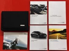 2017 Audi A6 S6 Owners Manual Set Owner S Sel