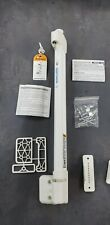 D & D Magnalatch Top Pull White Pool Gate Lock With Key MLTPS2WTBGA Fast Ship