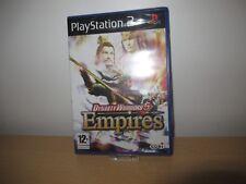Dynasty Warriors 5: Empires (PS2) (Nuevo) Precintado Versión Pal