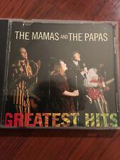 The Mamas & the Papas Greatest Hits (CD, Mar-1998, MCA)