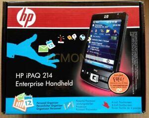 New in Box - HP iPAQ 214 Enterprise Handheld Win 6.0 624MHz (FB043AT#ABB)