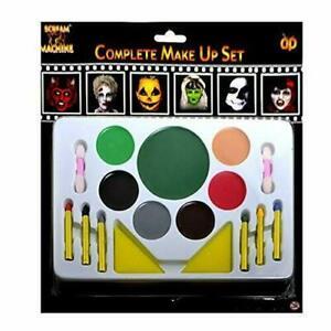 Family Make Up Pack Face Paint Halloween Kit-SCREAM MACHINE