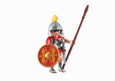 Playmobil 6491 Roman Tribune  Soldier add on item  NEW
