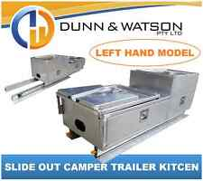 Slide Out Camper Trailer Kitchen Left Hand (Slideout, Pullout, Pull out)