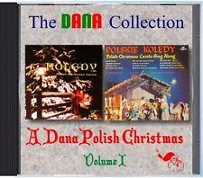 Stas Jaworski & Choir - A Dana Polish Christmas Volume I - MZ 131 POLKA CD