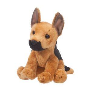 PRINCE the Plush GERMAN SHEPHERD Stuffed Animal - by Douglas Cuddle Toys - #1559