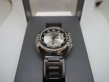 Stunning And Rare Vintage Mechanical Citizen Alarm, 40mm Inc Crown