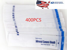 400pcs Intraoral intra oral Camera Sheath Cover Sleeves 6 LED 5.0 Mega Pixels US