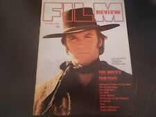 Clint Eastwood - Film Review Magazine 1972