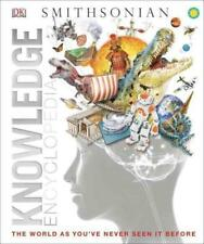 KNOWLEDGE ENCYCLOPEDIA - SMITHSONIAN INSTITUTION (COR) - NEW HARDCOVER BOOK