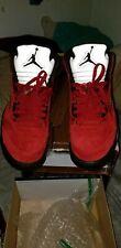 Air jordan 5 retro dmp raging bull toro Red Size 10 2009